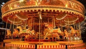 Thursford carousel