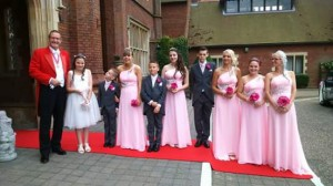 TMB with Bridesmaids